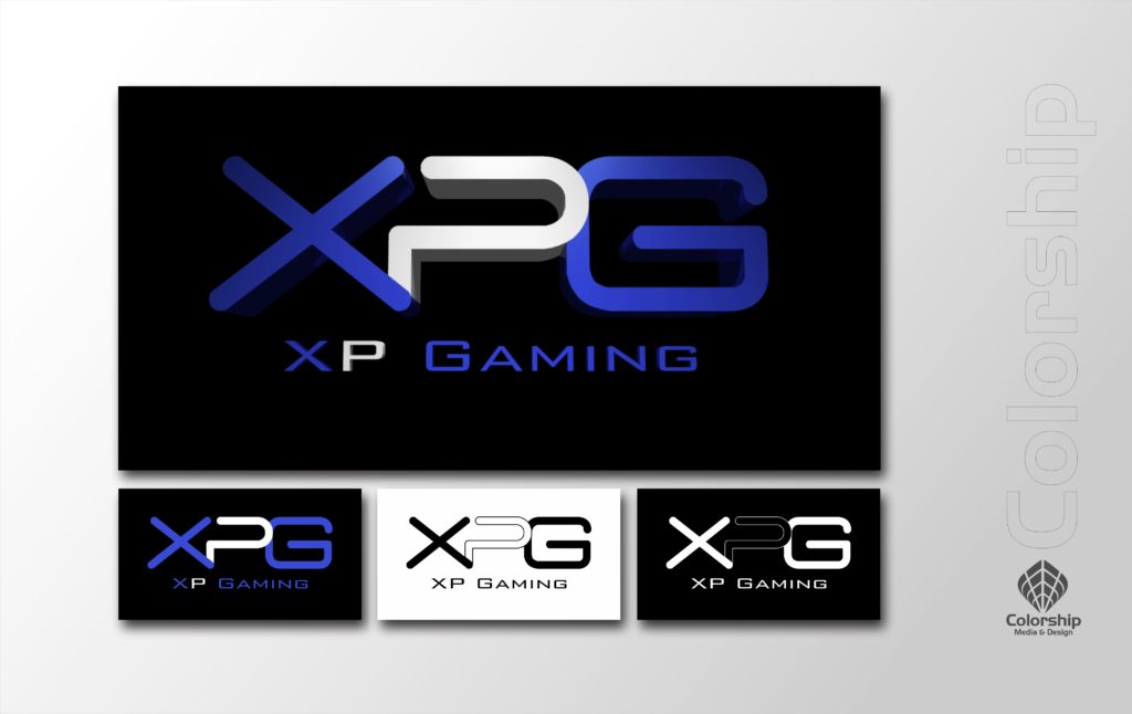 XPGaming Logo Set and Presentation